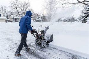 Edmonton Condominium Snow Removal 25