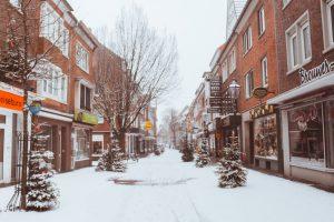 edmonton condominium snow removal